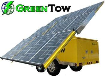 Greentow Solar Trailer Generator Buy Mobile Solar
