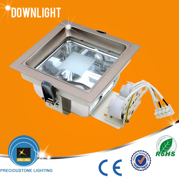 square lighting fixture surface mount panel light