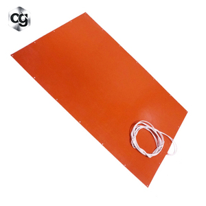 Silicone Rubber Heating Battery Power Pad 3d Printer