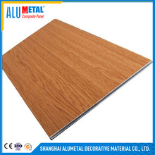 Best Selling Wood Aluminum Composite Panel /Aluminum Lattice Composite Panel/ACP