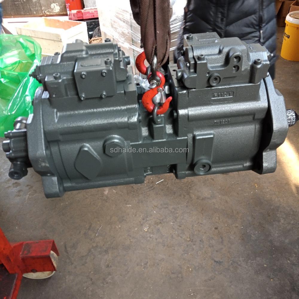 Экскаватор Doosan DX225LC основного насоса K1014967A DX225LC гидравлический насос