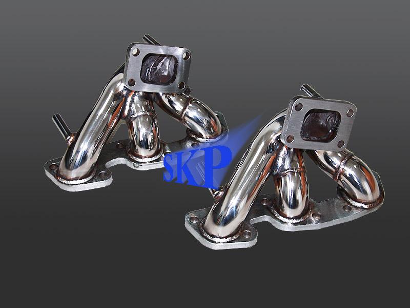 T25 Turbo /& Junta colector escape Set Skyline Gtr rb26dett R32 R33 R34