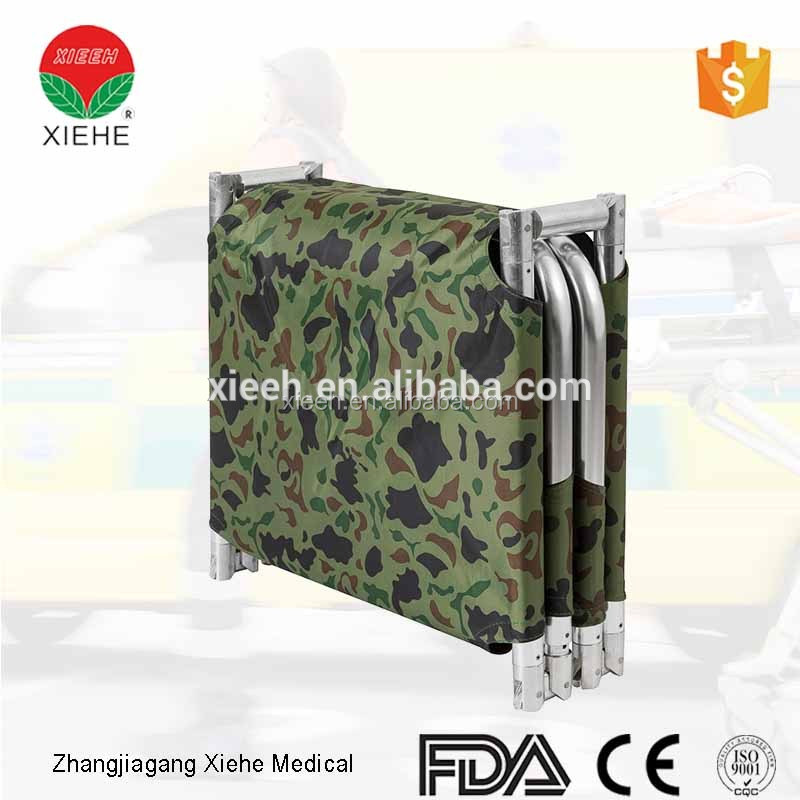 YXH-1EL Portable Folding Aluminum Alloy Ambulance stretchers