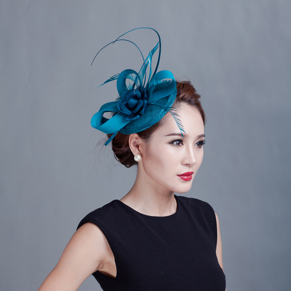Women wedding hats