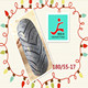 tires motorcycle for 90CC 125CC Motorcycle tires and tube 185/55-17 Motorcycle tyre