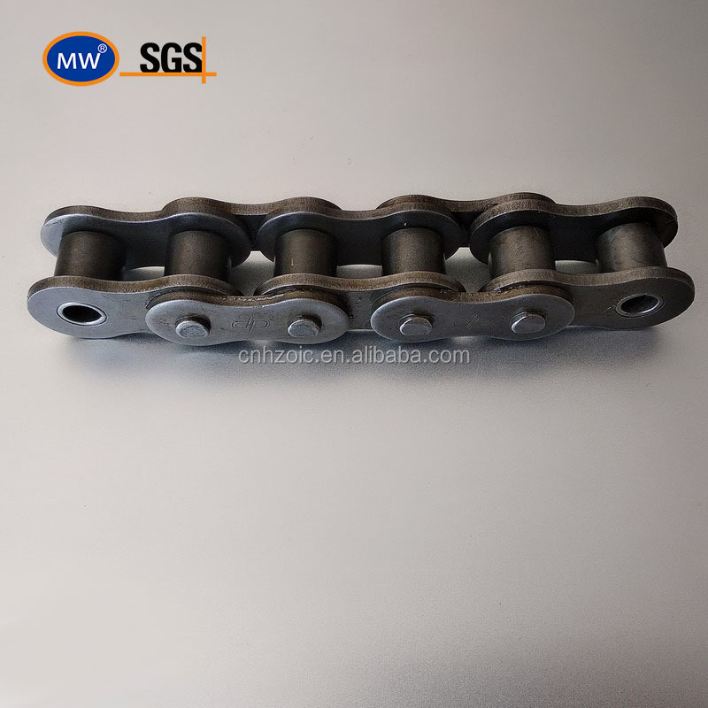 Professional manufacturer metal roller chain, 20B short pitch roller chain