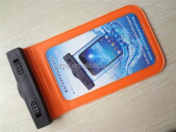 Naranja Larga Vida Impermeable Bolsa Para Apple Ipod Touch 4/5th ...