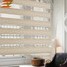 Rainbow Roller blinds /Window Roller Shades/Zebra Curtains