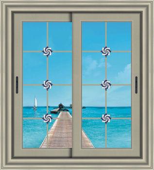High quality black vinyl windows manufacturer buy black for Vinyl window manufacturers