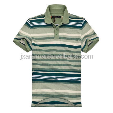 <strong>Clothing</strong> <strong>Manufacturer</strong> <strong>in</strong> <strong>china</strong> has 100% cotton yarn dyed polo shirt