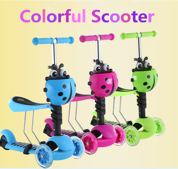 2018 China Supplier Wholesale Kids Toys Child Toys Kids Seat Kick