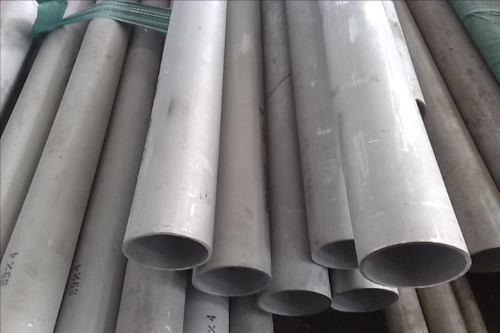 50mm Austenitic And Ferritic SS Duplex Pipe With ISO / BV / Lloyd Certificates