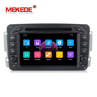 HD 1080P touch screen for smart car dvd for Mercedes-B enz GLCK (C209/W209,1998-2004) wince system