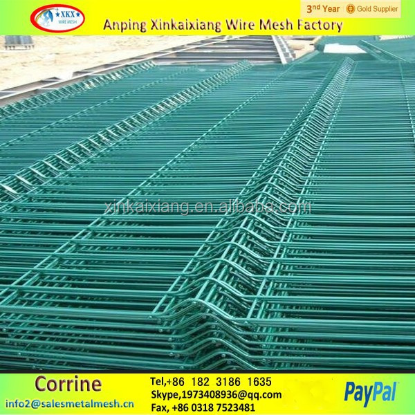Cercas metalicas precios malla de alambre soldado valla for Vallas metalicas baratas
