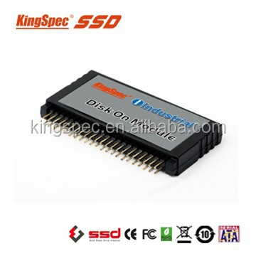 Kingspec SSD DOM 44PIN IDE/PATA MLC 16GB Vertica+Pin Industrial Disk On Module Solid State Drives