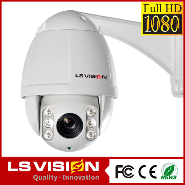 LS VISION megapixel mini ptz ip camera ni blind angle camera