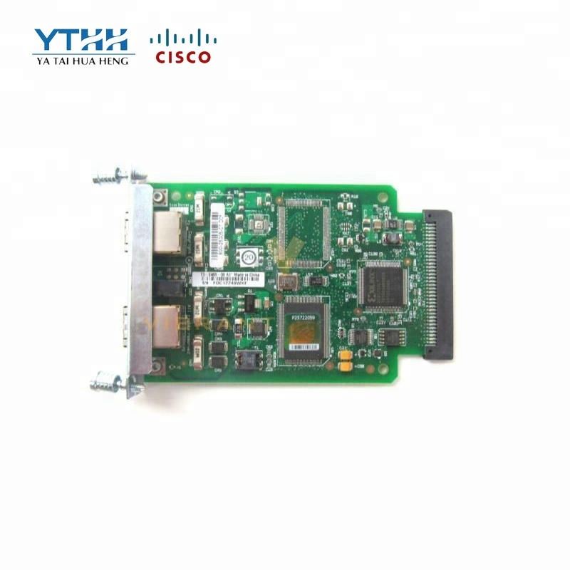 Genuine Cisco WIC-1AM Analog Modem WAN Interface Card Module CCNA CCIE