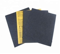 220 grit waterproof abrasive sand paper 9 x 11 sheets