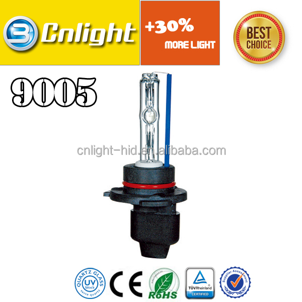 9005 Powerful light AC 38W auto parts 12v HID slim xenon lamp with wholesale supply
