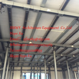 Hot Sale Construction Steel Formwork / Concrete Slab Support Beam