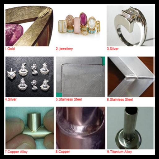 jewellery soldering machine