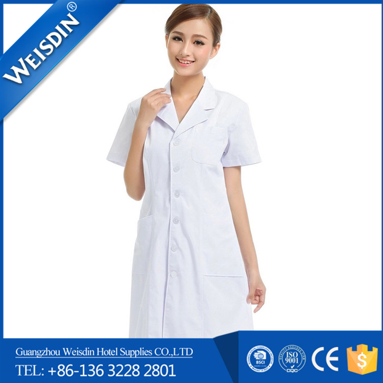 Nylon nurses uniform medical supply nylon nurses uniform medical supply/girl nurse uniform