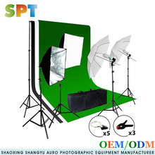 Background Support System Umbrella Softbox Lighting Kit shooting photographic equipment studio kit