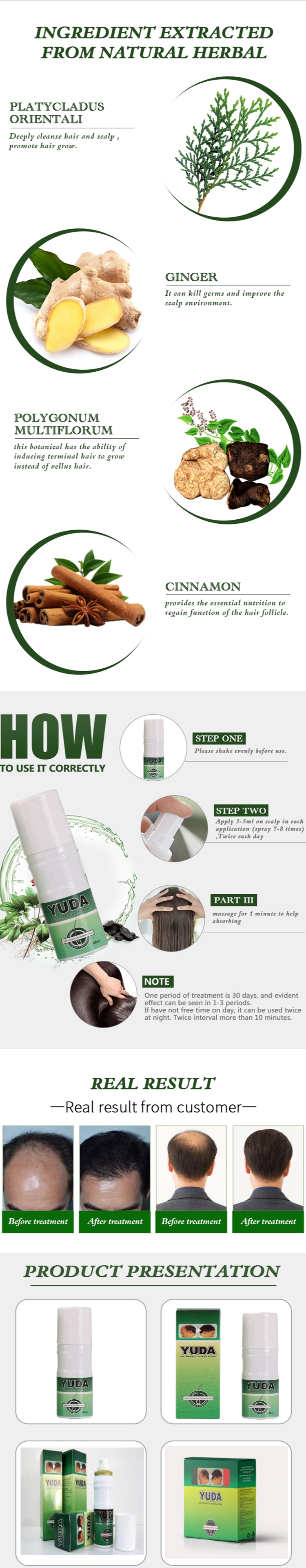 Ginseng hair growth system serum korea