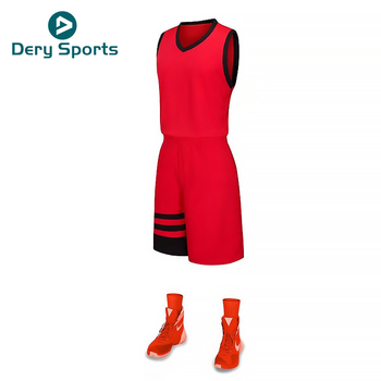 Basketball Jersey from Oduvan Sport