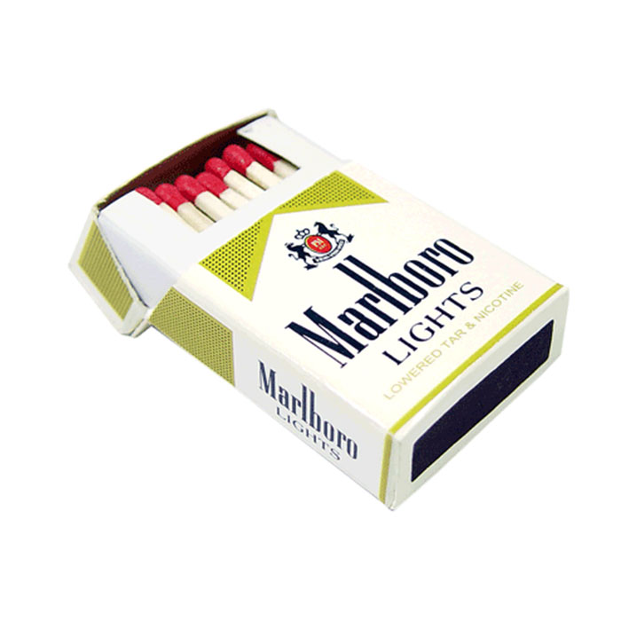 2.4*2.4*55mm cigar matches/candle matches Safety matches from Qingdao Anshan
