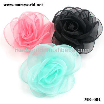 Whole Fabric Flowers For Dresses Clothing Hat Mr 004