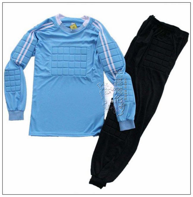 Get Quotations · Genuine long-sleeved clothing Soccer Jersey goalie goalie  goalkeeper jersey soccer uniforms a2c3f14fa