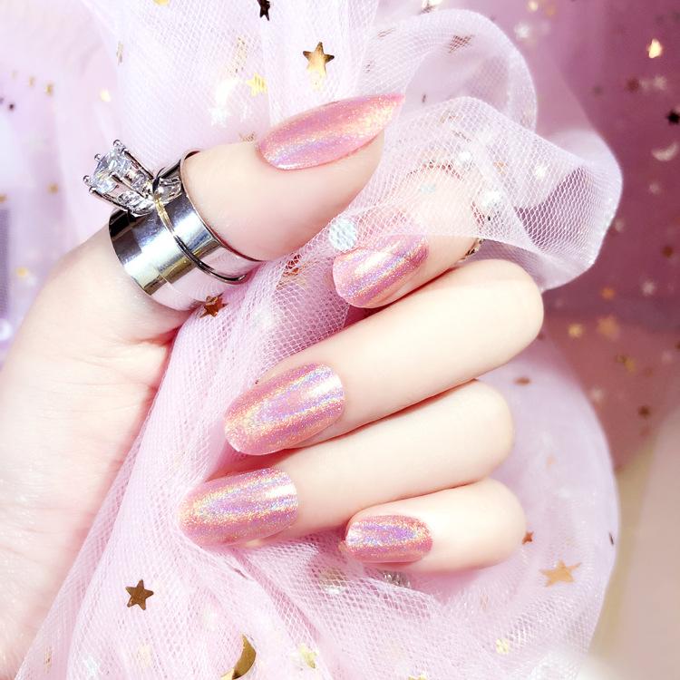 Стеклянные ногти дизайн фото писала сванети
