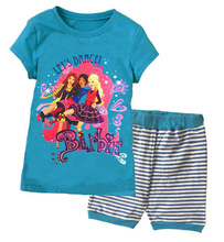E2woo Marca Camisa de Manga Curta 2 Pcs Crianças Pijamas Roupas Guangzhou  China Mercado db0271a982dc0