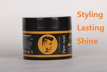 How To Make Your Own Hair Styling Wax Retro Deluxe Pomade Hair Styling Wax Green Rubber Band Becca .