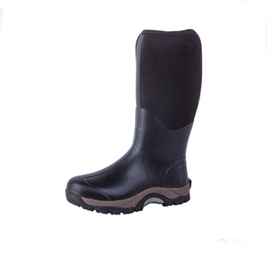 shoe manufacturer wellington neoprene hunting rubber boot rain boot RC-038