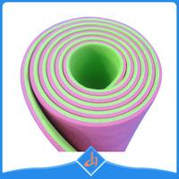 Eco-friendly Waterproof Yoga Mat And Block
