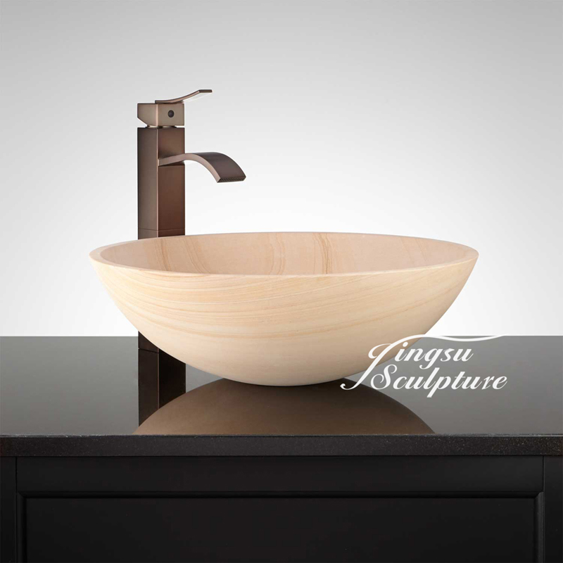 Directly Factory Hot Sale Cast Stone Hand Wash Basin