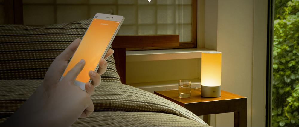 Wholesale Original Xiaomi Yeelight Bedroom Night Lights 16