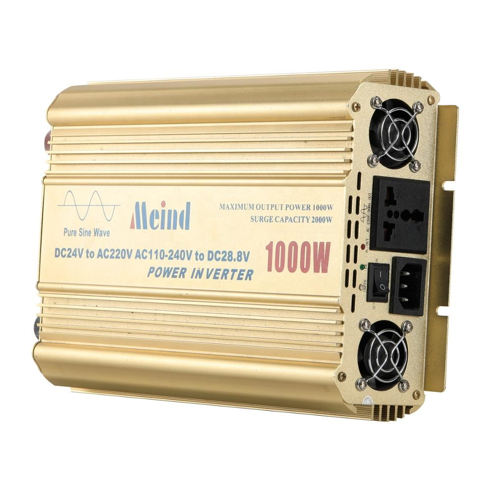1000 inverter pure sine wave inverter law price