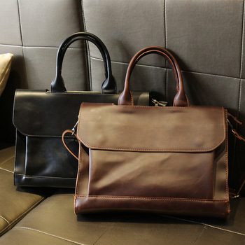 Leather Bags Men Dubai Handbags