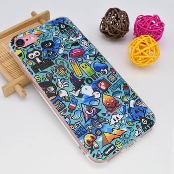Custom UV digital printing 3d tpu phone accessories mobile phone case for iphone printing case