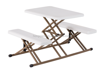 Peachy Children Picnic Fold Up Table With Chairs Foldable Table And Bench Set For Kids Dinning Study And Camping Buy Kids Folding Picnic Table Kids Folding Creativecarmelina Interior Chair Design Creativecarmelinacom