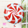 Windmills Lollipop Aluminum Foil Balloons Inflatable gift Children's Birthday Party Decoration