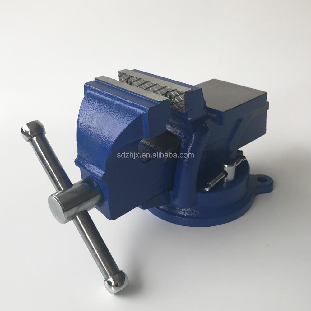 Heavy Duty Type Swivel Bench Vice With Anvil - Buy Vice,Bench Vice ...