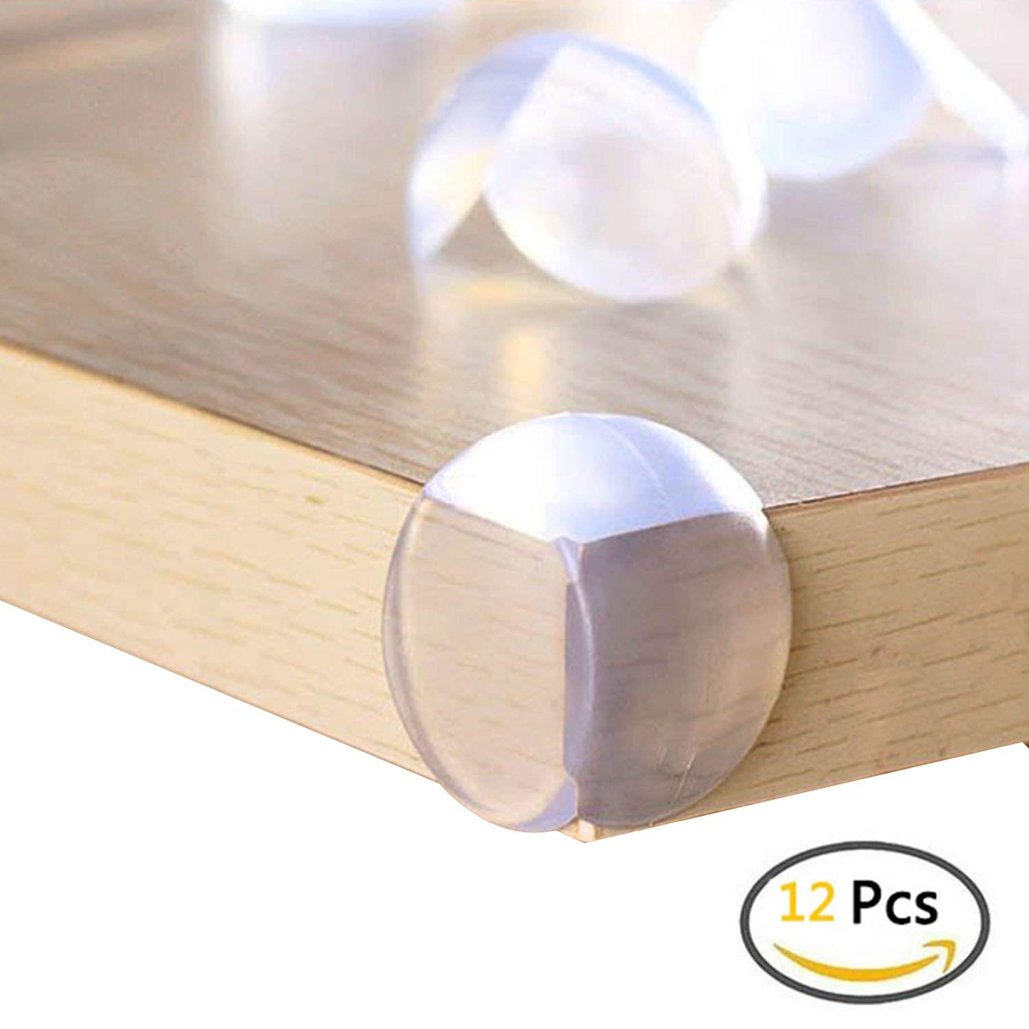 Baby Proofing Furniture Corner Bumpers 20 Pack Lesfit Clear Soft Baby Safety Corner Protector Baby Corner Guards