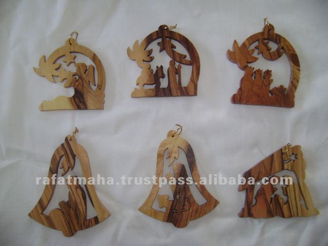 palestine hand carved wooden christmas tree ornament buy wooden christmas tree ornamentschristmas tree ornamentschristmas ornament product on alibaba