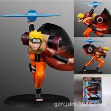 Anime GEM Naruto Uzumaki Rasengan 16cm PVC Action Figure Collection Model Toys