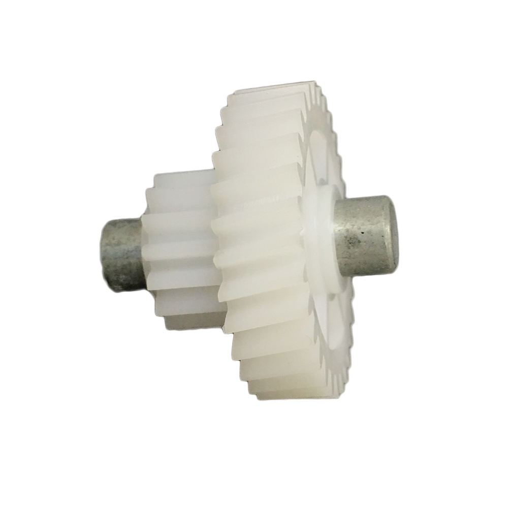 Precision custom plastic main shaft coupling double spur helical <strong>gear</strong>
