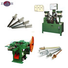 Open Type Aluminium Blind Rivet making Machine